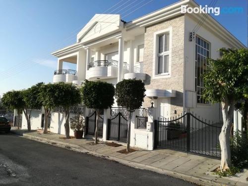 Exclusive Modern apartment in Trachoni Limassol
