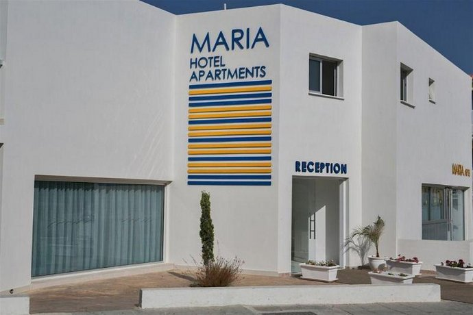 Maria Hotel Apartments Ayia Napa