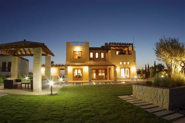 4 Br Villa Galata Aphrodite Hills Aph 3517