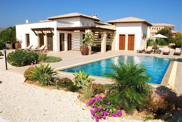 4 Br Villa Thalassa Aphrodite Hills Aph 3518