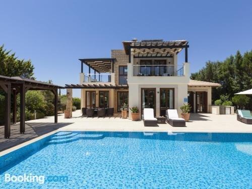 Villa Sup Villa private pool Aphrodite Hills