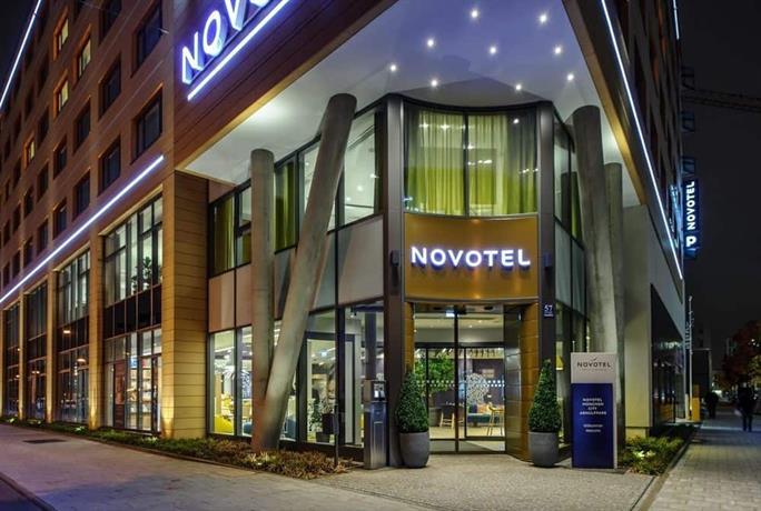 Novotel Munchen City Arnulfpark
