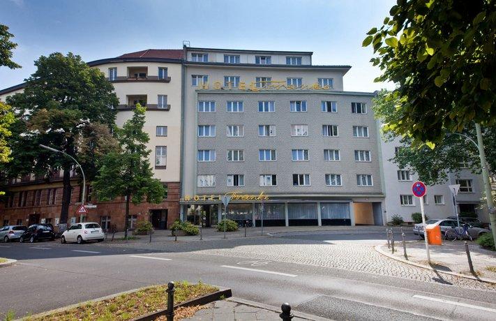 Novum Hotel Franke am Kurfurstendamm