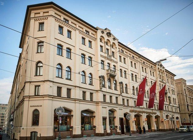 Hotel Vier Jahreszeiten Kempinski Munchen