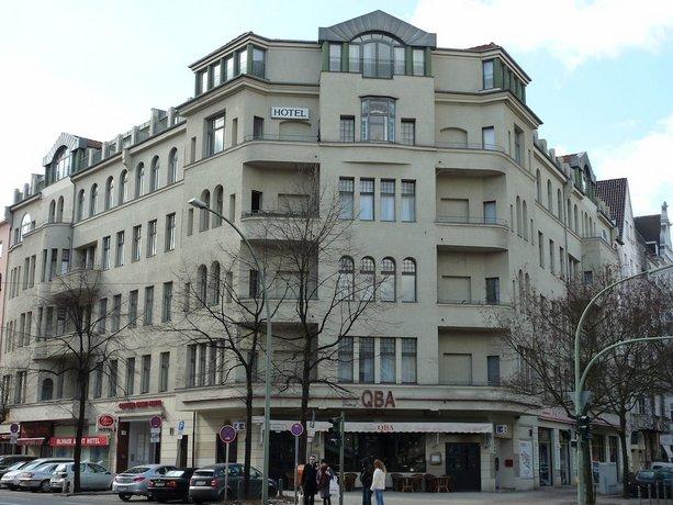 Olivaer Apart Hotel am Kurfurstendamm
