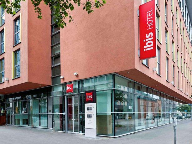 Ibis Hotel Hamburg St Pauli Messe