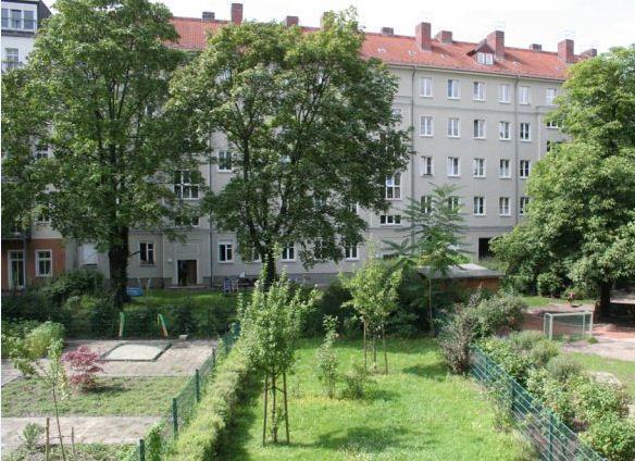 Allee Apartments Friedrichshain Berlin