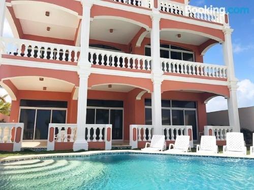 Cabarete Oceanfront Luxury 2 bed Apartment