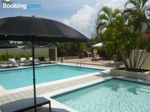 Luxury Villa with 2 pools and private tennis court