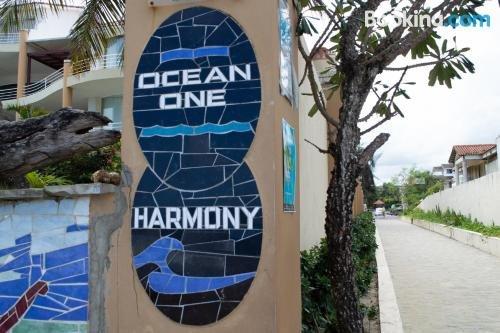 Ocean One 1BD/1BA 5-min to beach
