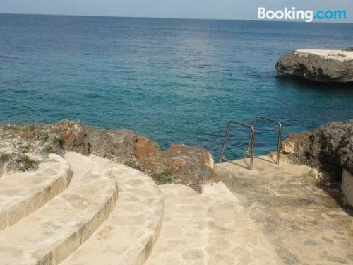 Villa Marina The Only Apartments Directly Front Caribbean Ocean