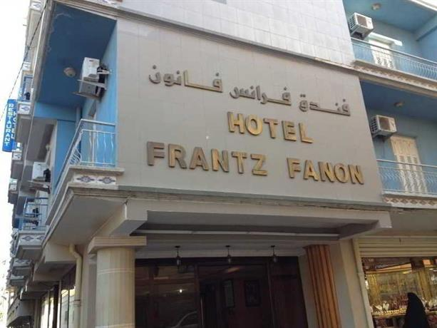 Hotel Frantz Fanon