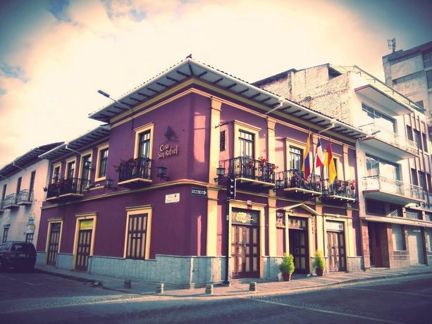 Hotel Casa San Rafael