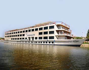 H/S Moondance Aswan Cruise Hotel