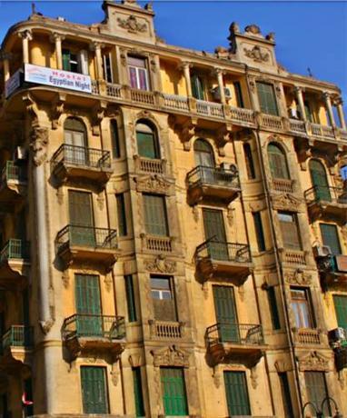 Egyptian Night Hostel