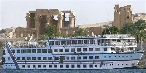 MS Amarco Aswan-Luxor 3 Nights Nile Cruise Friday-Monday