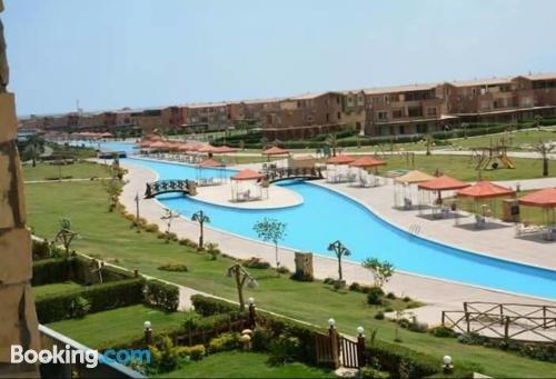 Marina wadi degla villa duplex Ain Sokhna