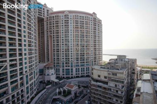 Sea View Apartment in Alexandria