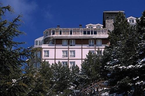 Hotel Reino Nevado