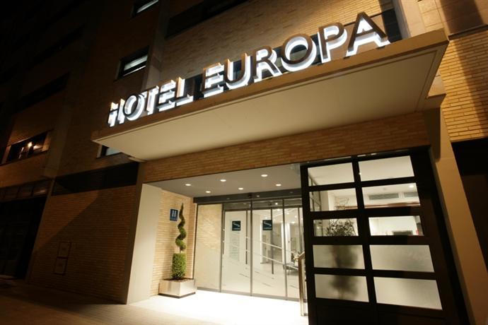 Hotel Europa Utebo