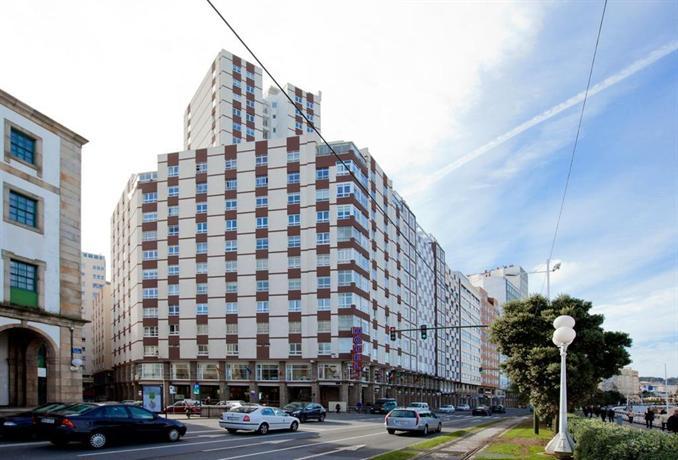 Hotel Riazor A Coruna