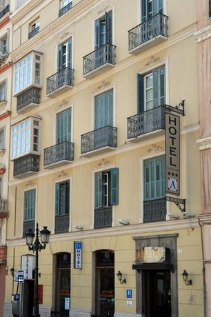 Atarazanas Malaga Boutique Hotel