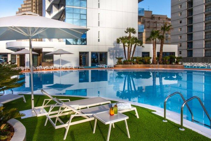 Suitopia - Sol y Mar Suites Hotel