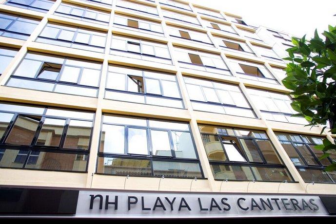 NH Las Palmas Playa las Canteras