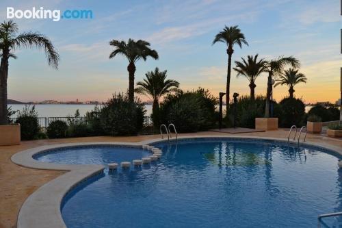 Playa Honda Seafront Apartment