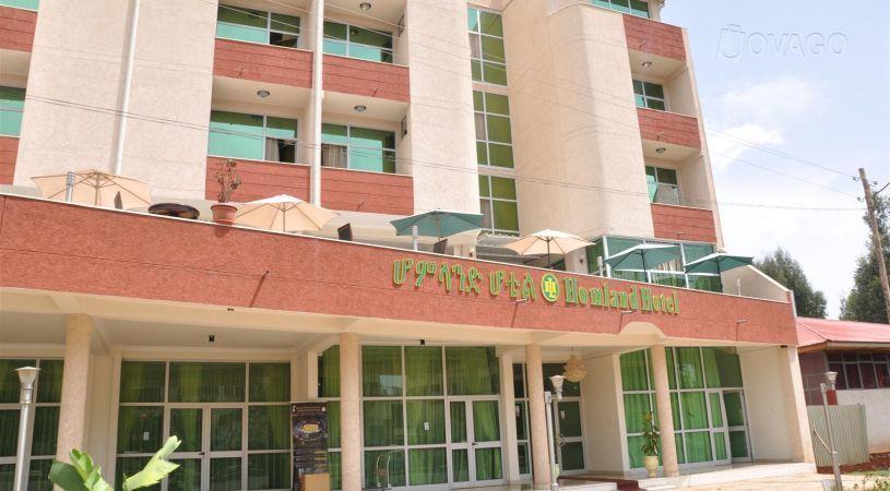 Homeland Hotel Bahir Dar