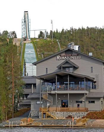 Arctic Boutique Hotel Rukan Kaarna