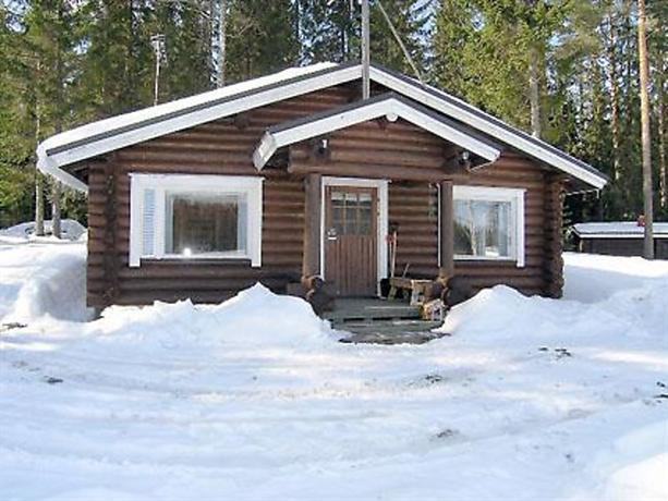 Kultalampi Cottage