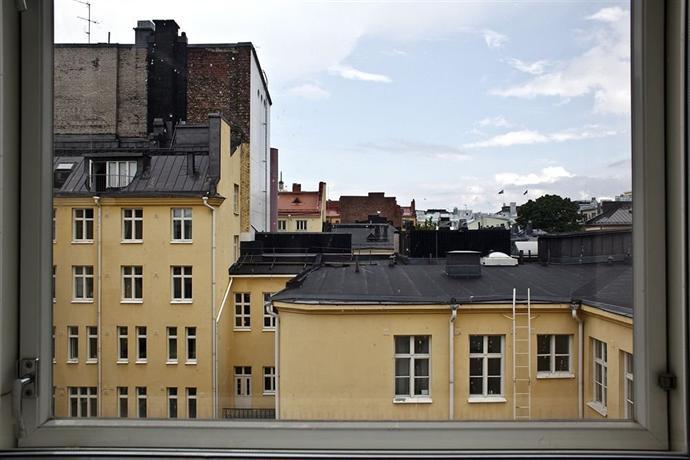 Forenom Apartments Helsinki Kamppi