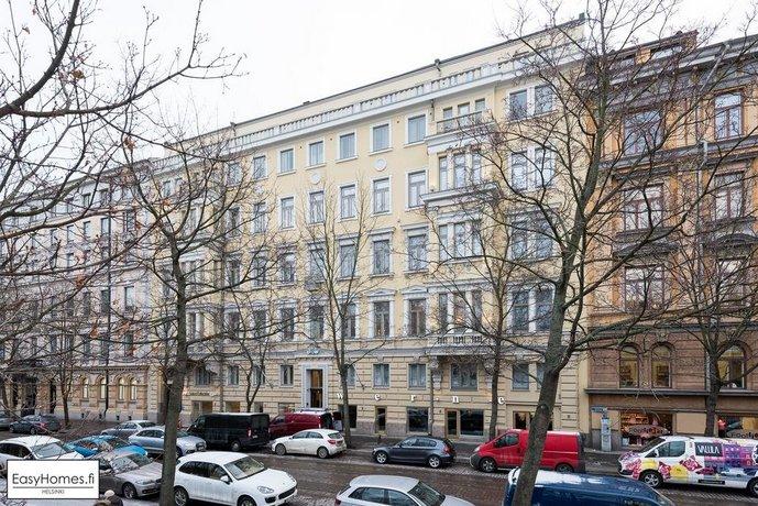 EasyHomes Helsinki Bulevardi 12