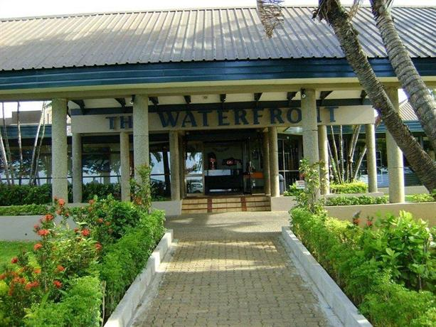Tanoa Waterfront Hotel