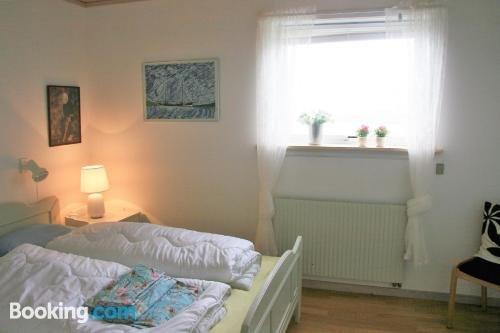 Apartment in the village of Toftir