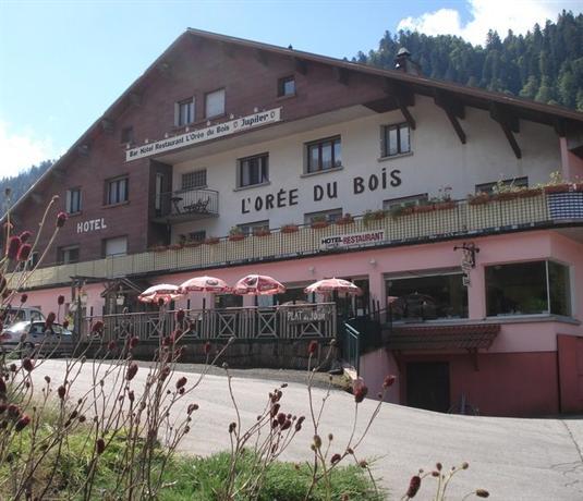 Hotel L'Oree Du Bois Xonrupt-Longemer