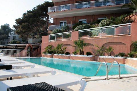Les Residences Du Soleil Hotel La Calanque Cavalaire-sur-Mer