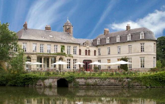L'Hostellerie Du Chateau d'Aubry-du-Hainaut