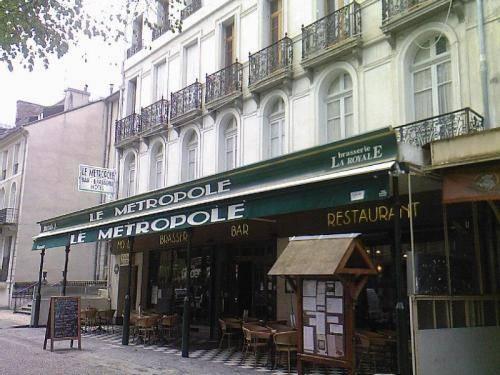 Metropole Hotel Bagneres-de-Luchon