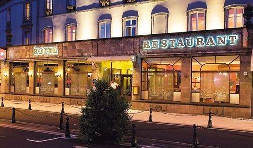 Hotel The Originals Aurillac Grand Hotel Saint-Pierre