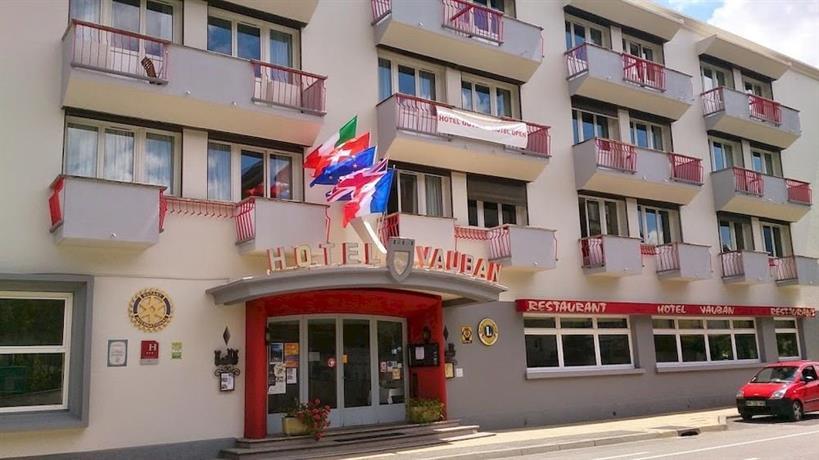 Hotel Vauban Briancon Serre Chevalier