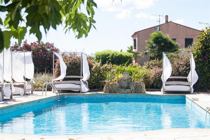Hotel Les Jardins de Bormes