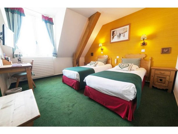 Hotel The Originals des Princes Chambery