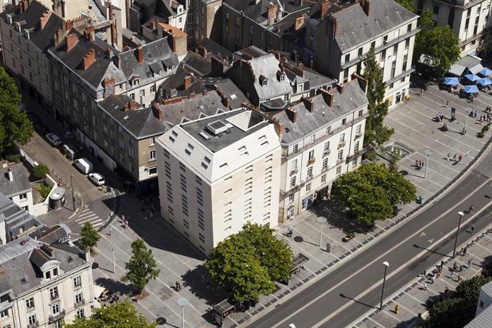 Hotel La Perouse Nantes