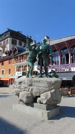 Chamonix Sud Jonquille