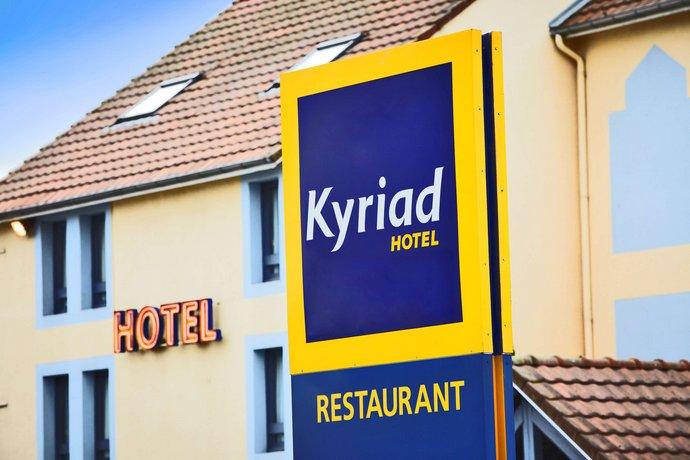 Kyriad Beauvais Sud