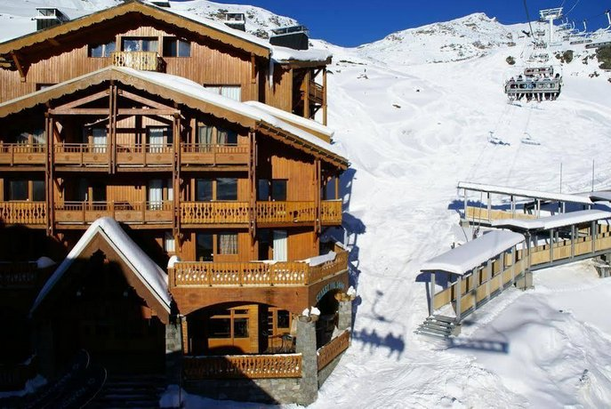 Chalet Val 2400 Val Thorens