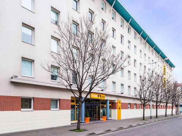Hotelf1 Paris Porte De Montreuil
