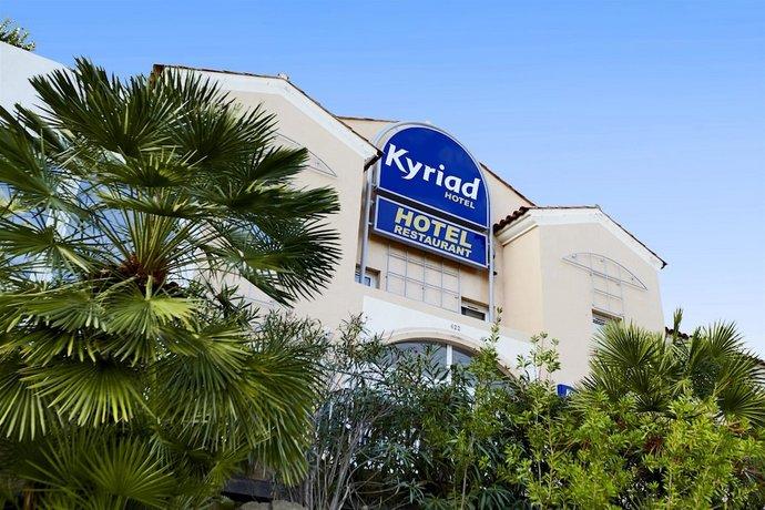 Kyriad Frejus - Centre